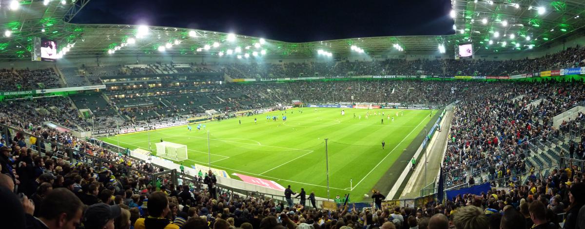 Borussia Park Monchengladbach